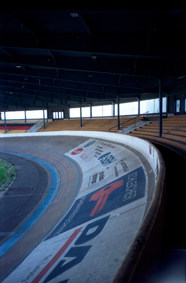 A Day at the Velodrome — The Alfred-Rosch-Kampfbahn